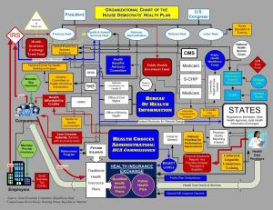 health-care-plan-organizational-chart